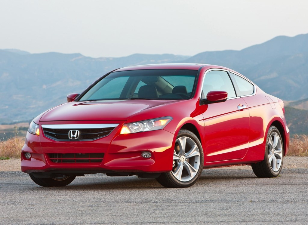 How fast your car accelerates to 100km h rentalcars24h blog for Fastest honda accord