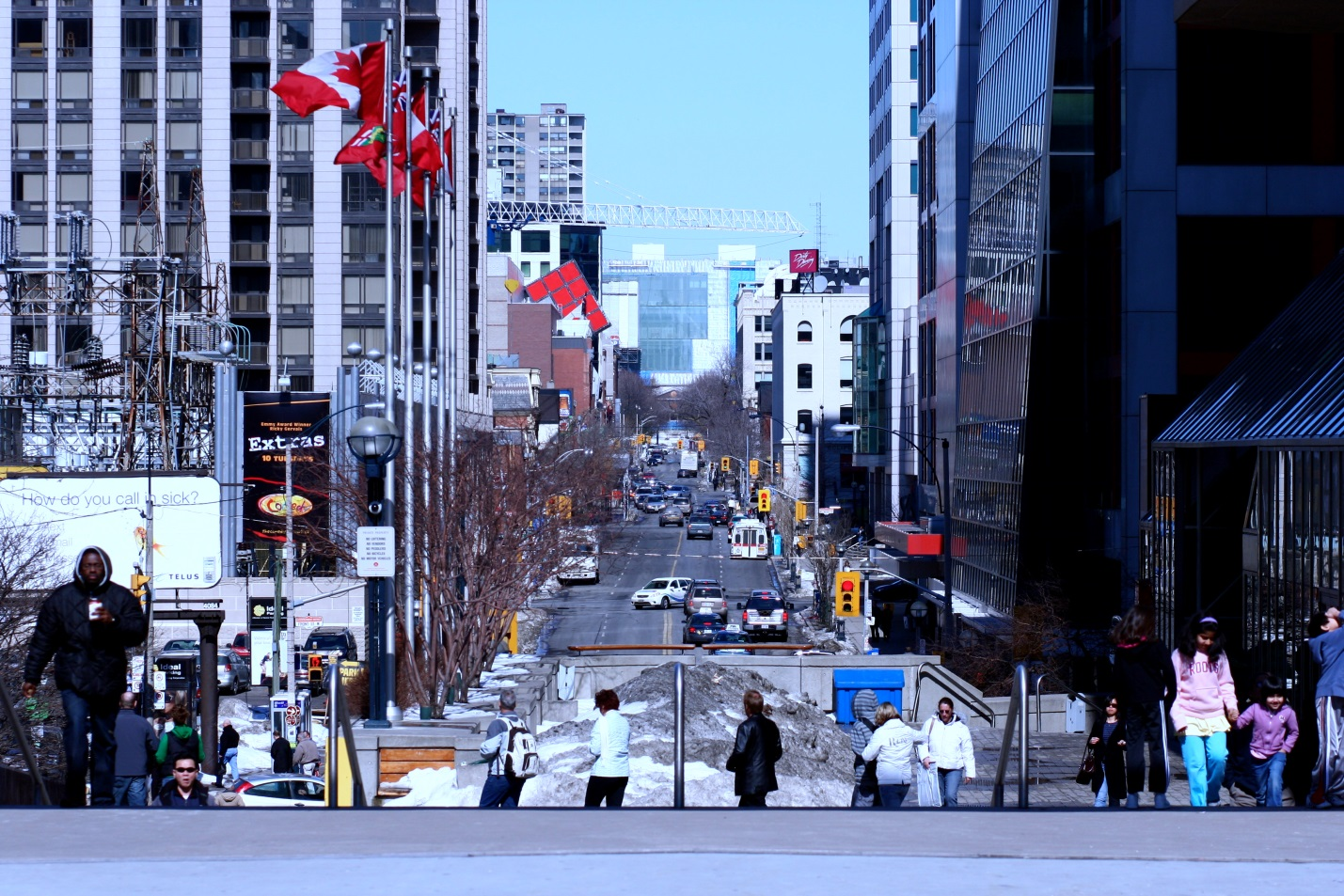 Famous Places in Toronto Canada