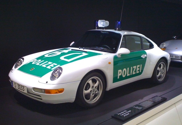 22 10 Coolest Police Cars Around The Globe!