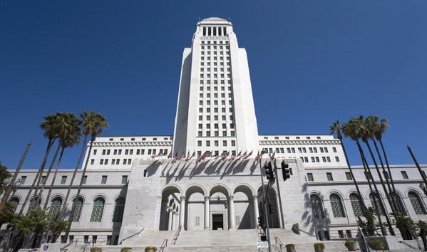 LA City Hall 10 Movie Spots To Visit Around The World!
