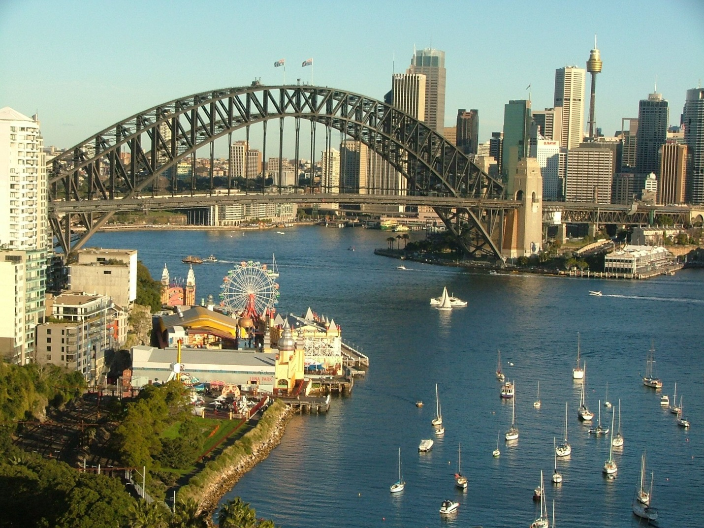 rentalcars24h blog sydney park1 #1 Sydney Sight To Admire Australian Nature!