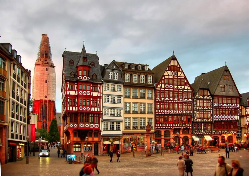 Frankfurt6 What Are TOP 5 Must See Spots in Frankfurt?