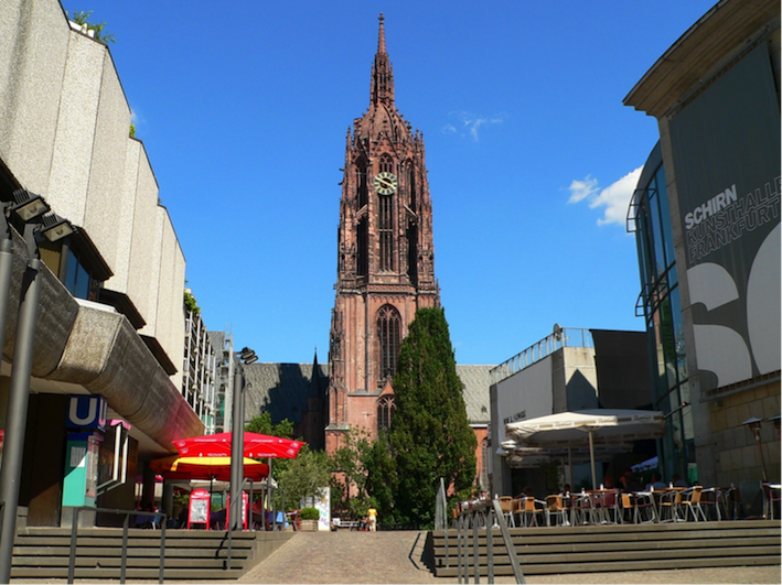 Frankfurt8 What Are TOP 5 Must See Spots in Frankfurt?