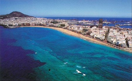Car rental in Arrecife, Spain