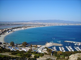 Car rental in Cagliary, Italy