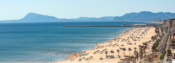 Car rental in Gandia, Spain