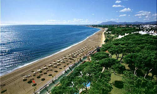 Car rental in Marbella, Spain