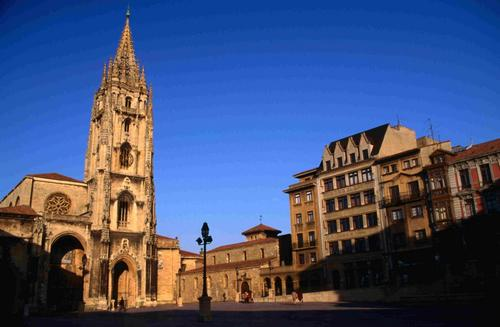 Car rental in Oviedo, Spain