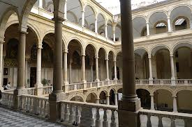 Car rental in Palermo, The Royal Norman Palace, Italy