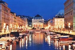 Car rental in Trieste, Italy