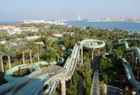 Car rental in Dubai, Aquaventure Aquapark, UAE