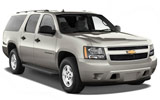 Chevy Suburban Car Rental Los Angeles Airport