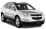 Chevy Traverse Car Rental Los Angeles Airport