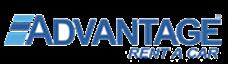 Advantage car rental at Denver Airport, USA