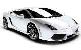 Lamborghini Aventador car rental at Al Maktoum Airport, UAE