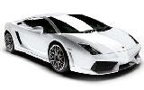 Lamborghini Aventador car rental at Al Maktoum Airport, UAE
