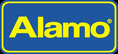 Alamo car rental at Boston, USA