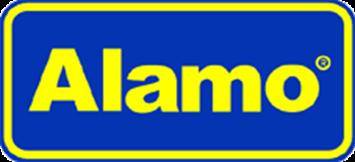 Alamo car rental at Denver Airport, USA