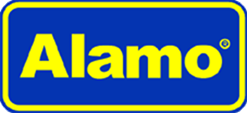 Alamo car rental at Miami Airport, USA