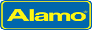 Alamo car rental at Palermo Airport, Italy