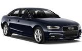 Audi A4 car rental at Gold Coast Airport, Australia