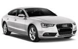 Audi A5 Sportback car rentl at Gold Coast Airport, Australia