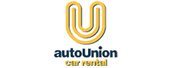 Autounion car rental at Athens Airport, Greece