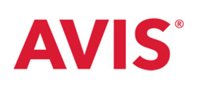 Avis car rental at Athens Airport, Greece