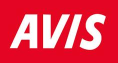 AVIS car rental at Calgary Airport, Canada