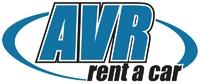 AVR car rental at Los Angeles