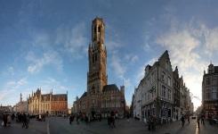 Car rental in Bruges, Belgium