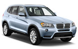 BMW X1 car rental at Bangkok - Suvarnabhumi Airport, Thailand