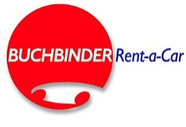 Buchbinder car rental at Frankfurt, Germany
