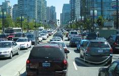Car rental in Vancouver, Canada