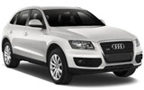 Audi Q5 car rental at Frankfurt, Germany