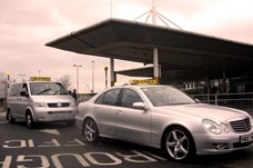 Car rental at Belfast, UK