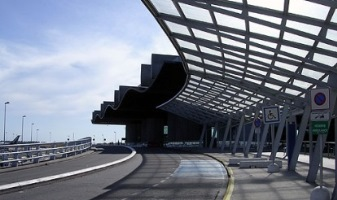 Car rental at Bordeaux Airport, France
