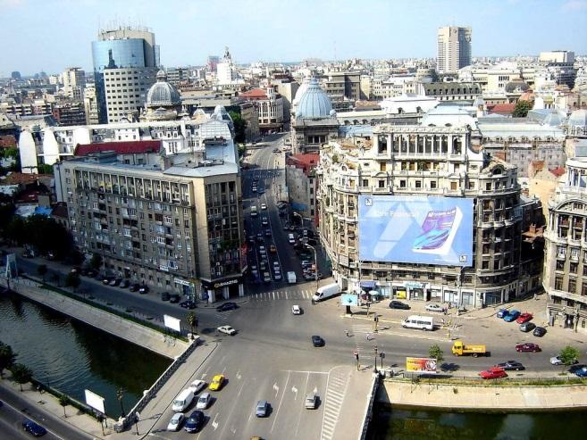 Car rental at Bucharest, Romania