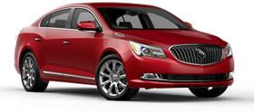 Buick Lacrosse from Dollar, Los Angeles