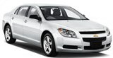 Chevrolet Malibu car rental at Los Angeles, USA
