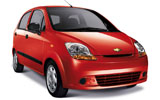Chevrolet Matiz car rental at Cork, Ireland