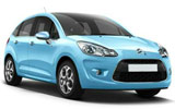 Citroen C3 from Target, Comiso, Italy