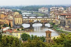 Car rental at Florence, Italy