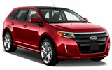 Ford Edge from Budget, Los Angeles