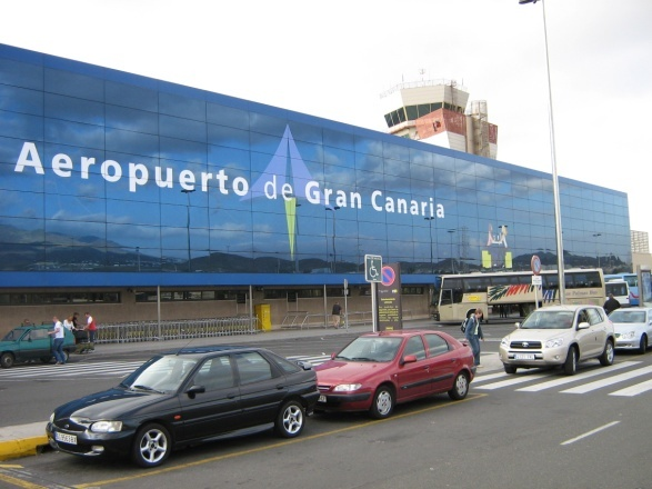 Car rental at Gran Canaria, Spain