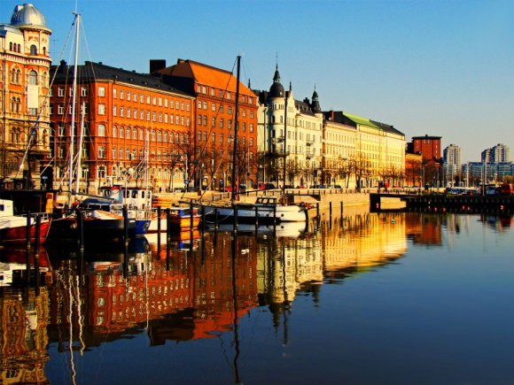 Car rental at Helsinki, Finland