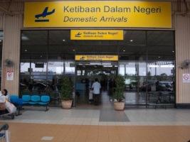 Car rental at Kuala Lumpur Airport, Malaysia