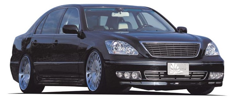 Lexus LS430 from Autorent, Dubai