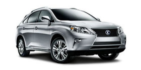 Lexus RX from 24 Hour, Los Angeles