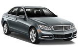Mercedes C Class car rental at Gran Canaria, Spain
